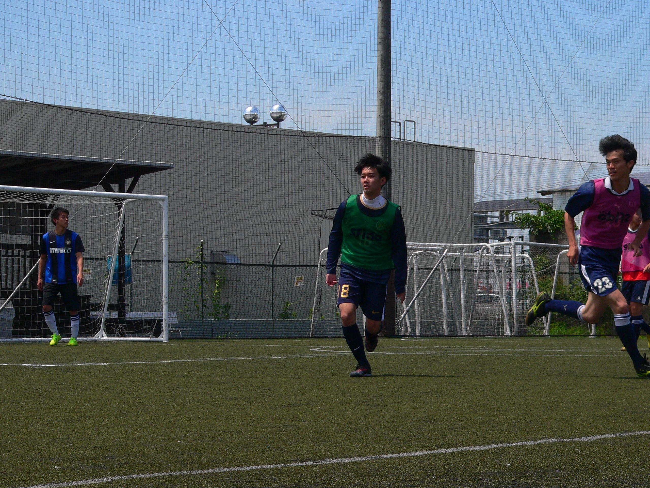 フットサルスクエア大会リーグ結果4