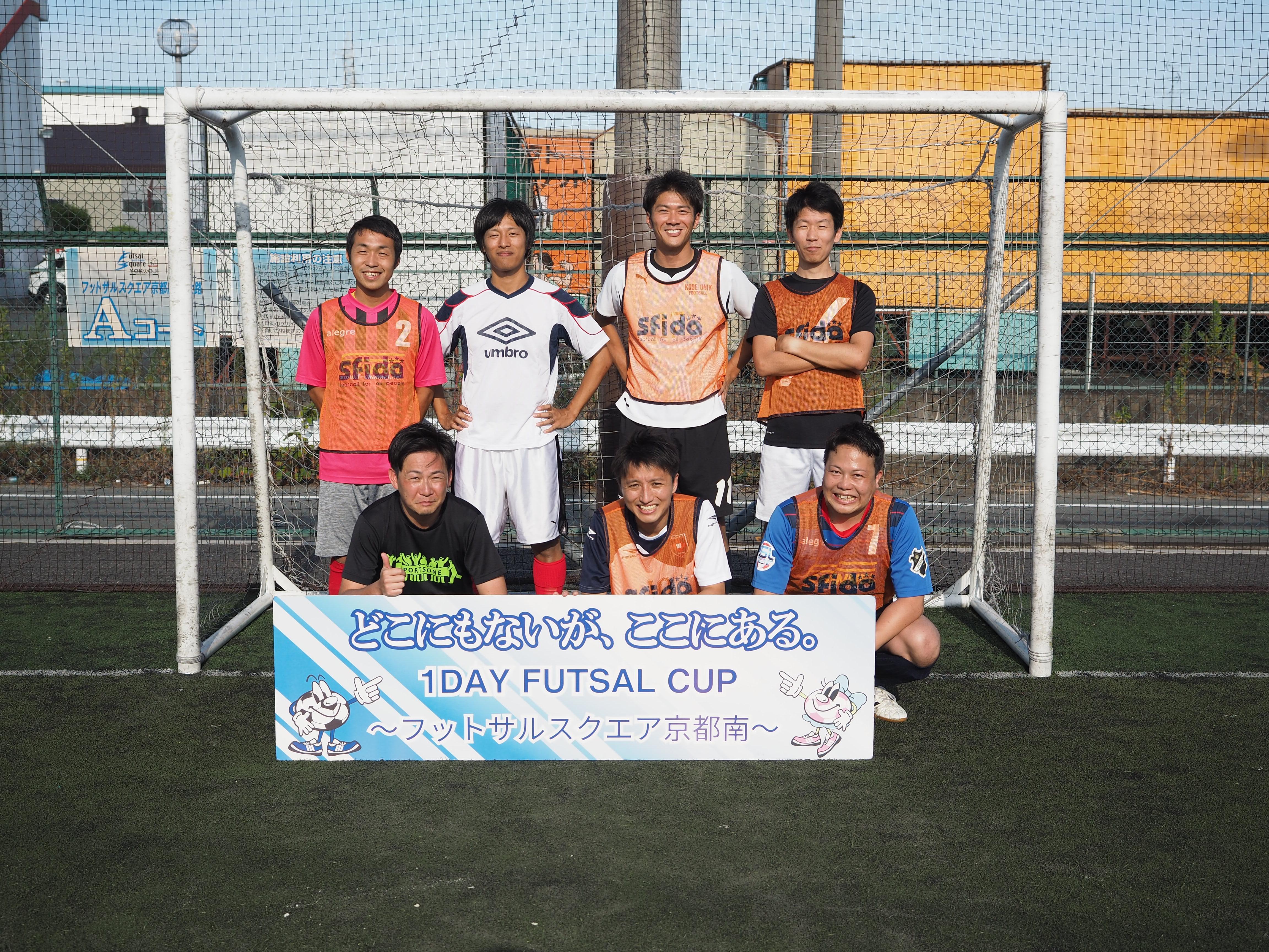 フットサルスクエア大会リーグ結果7
