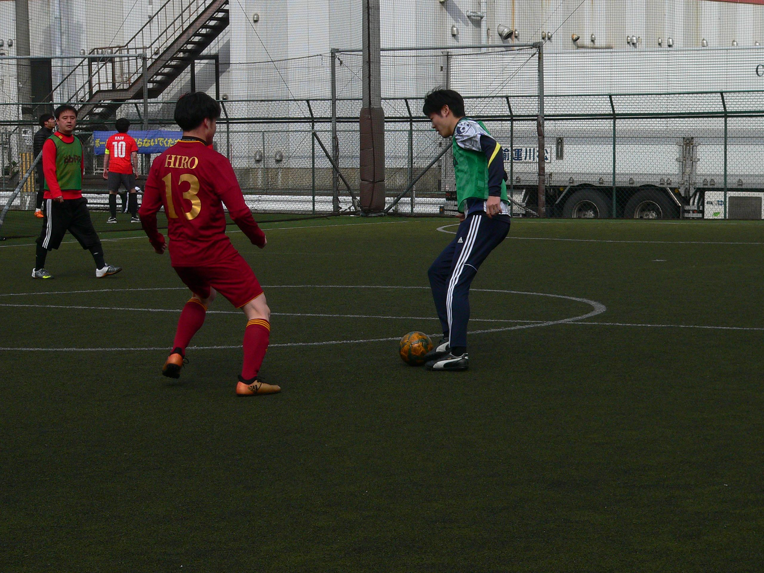フットサルスクエア大会リーグ結果6