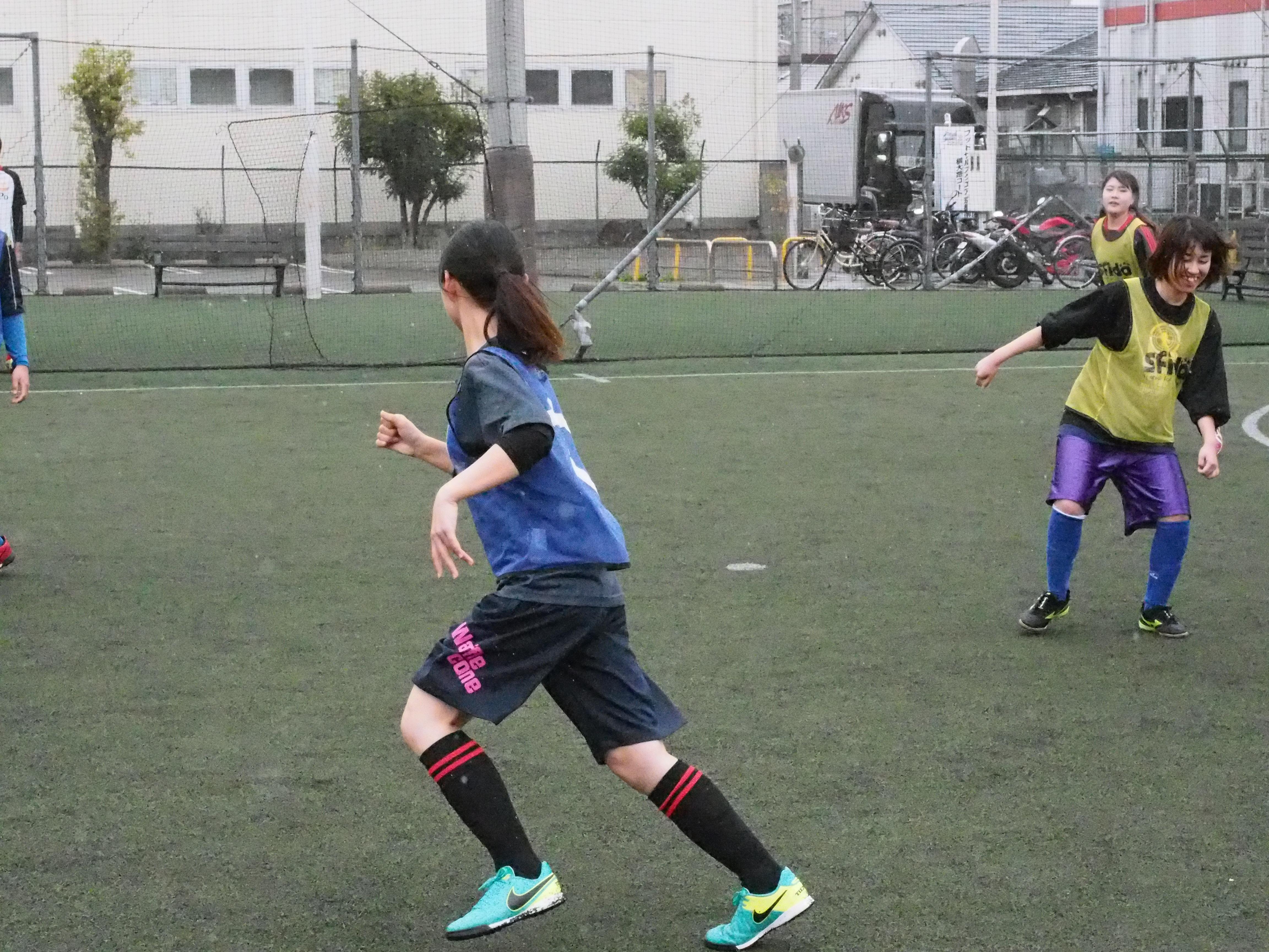 フットサルスクエア大会リーグ結果9
