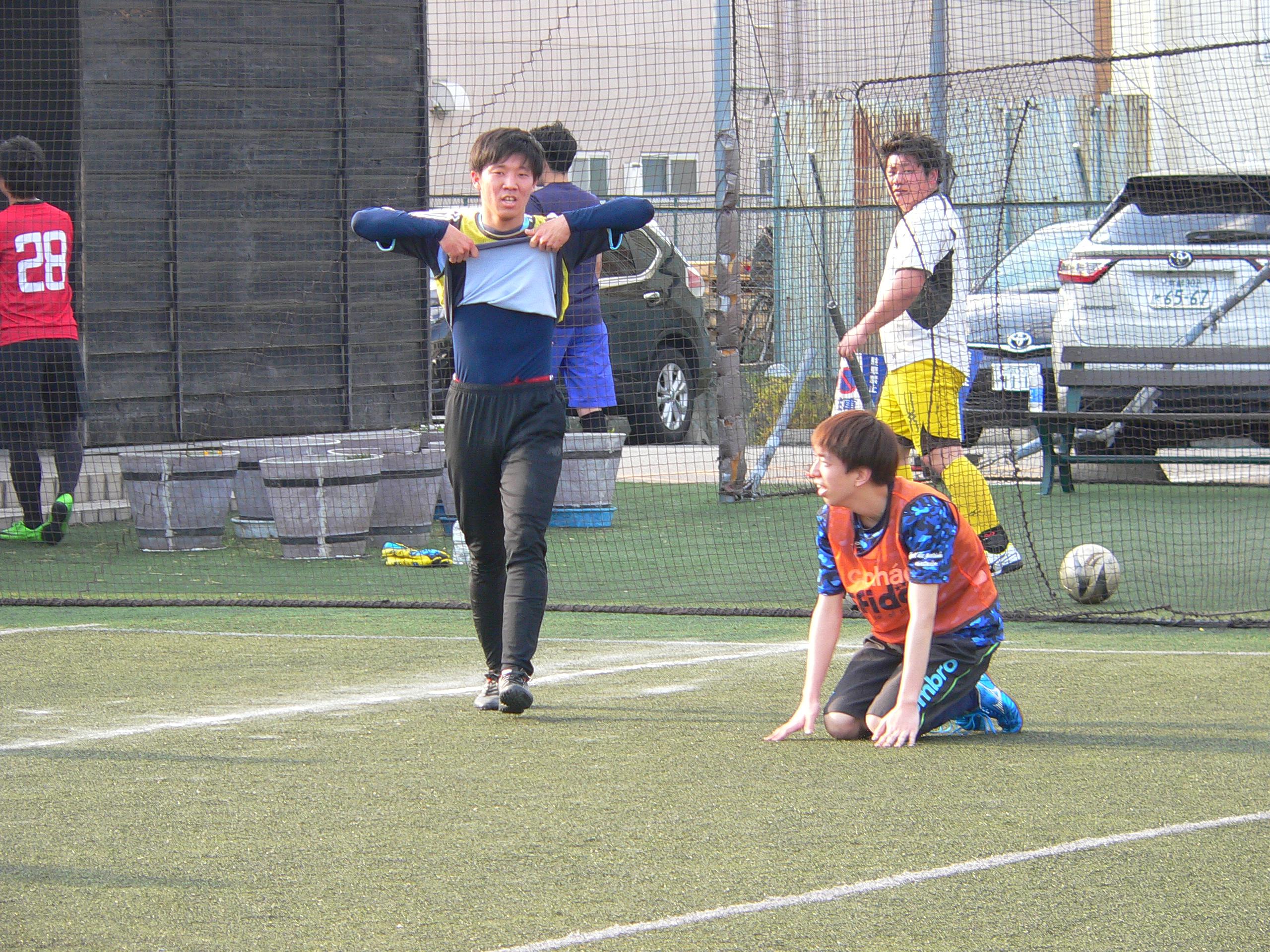 フットサルスクエア大会リーグ結果10