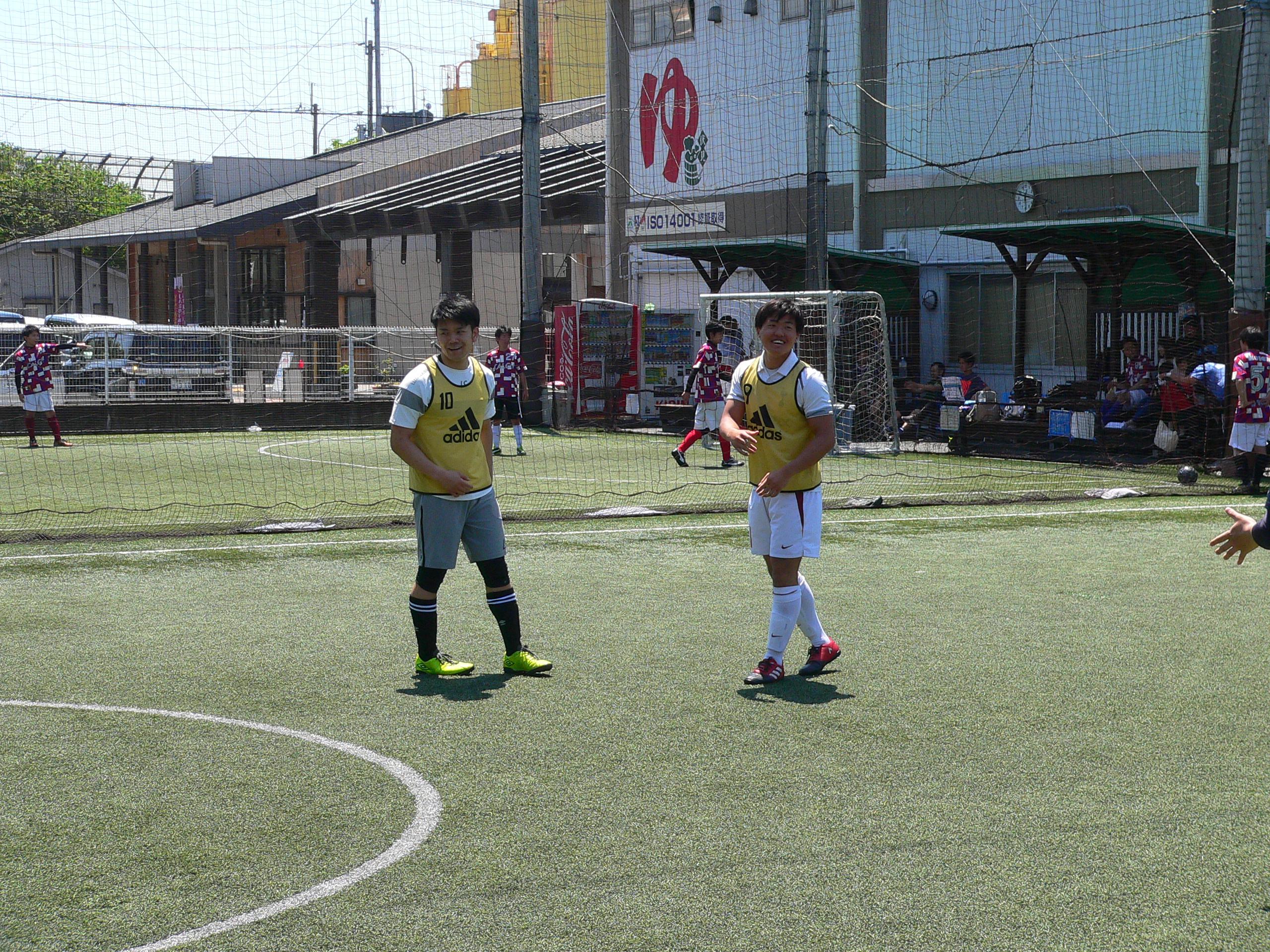 フットサルスクエア大会リーグ結果5