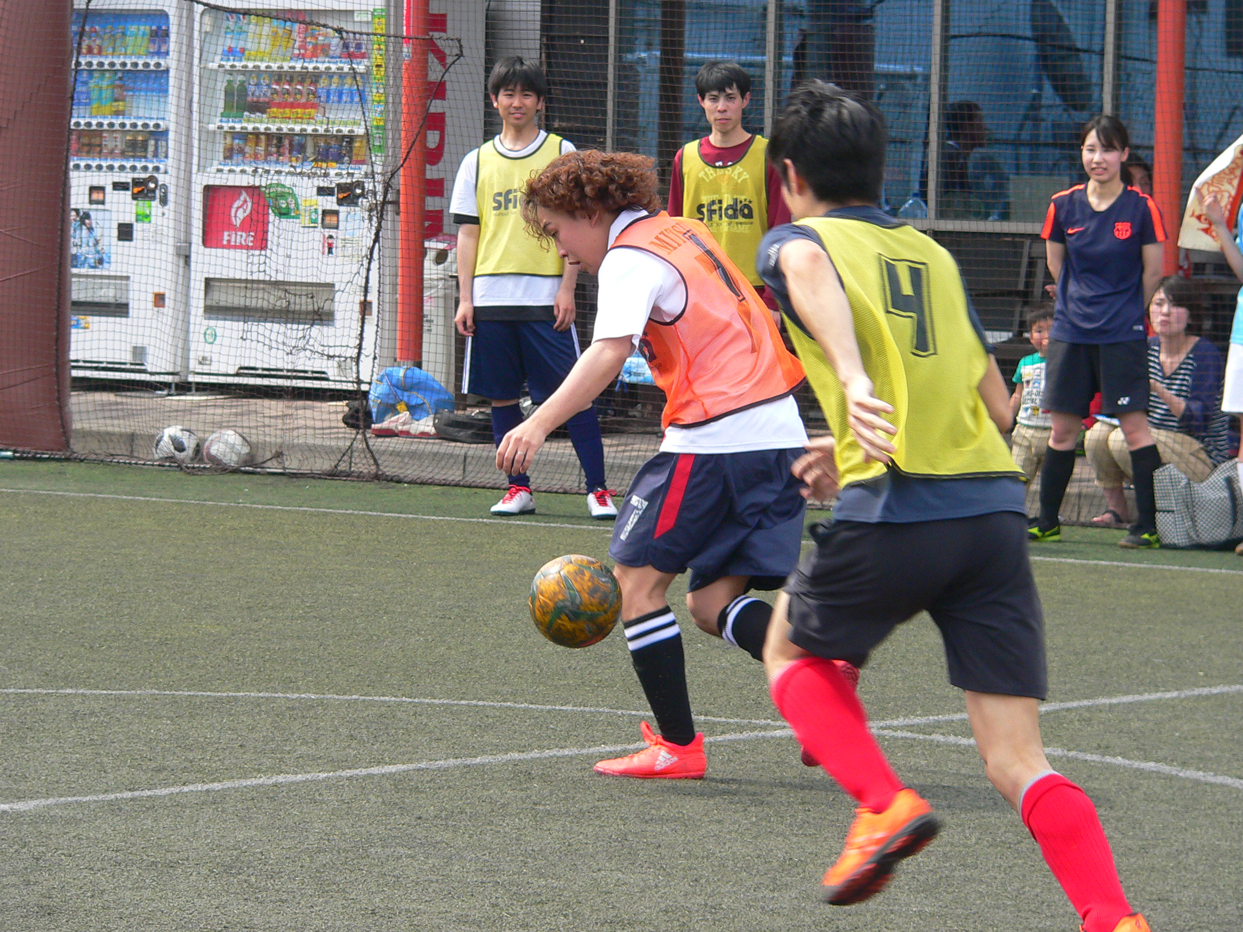 フットサルスクエア大会リーグ結果3